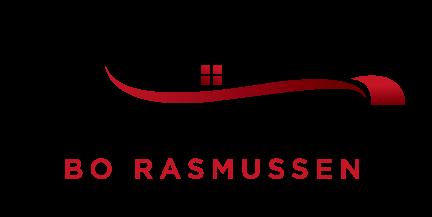Malerfirmaet Bo Rasmussen logo